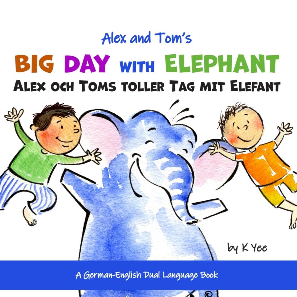elephant cover DE