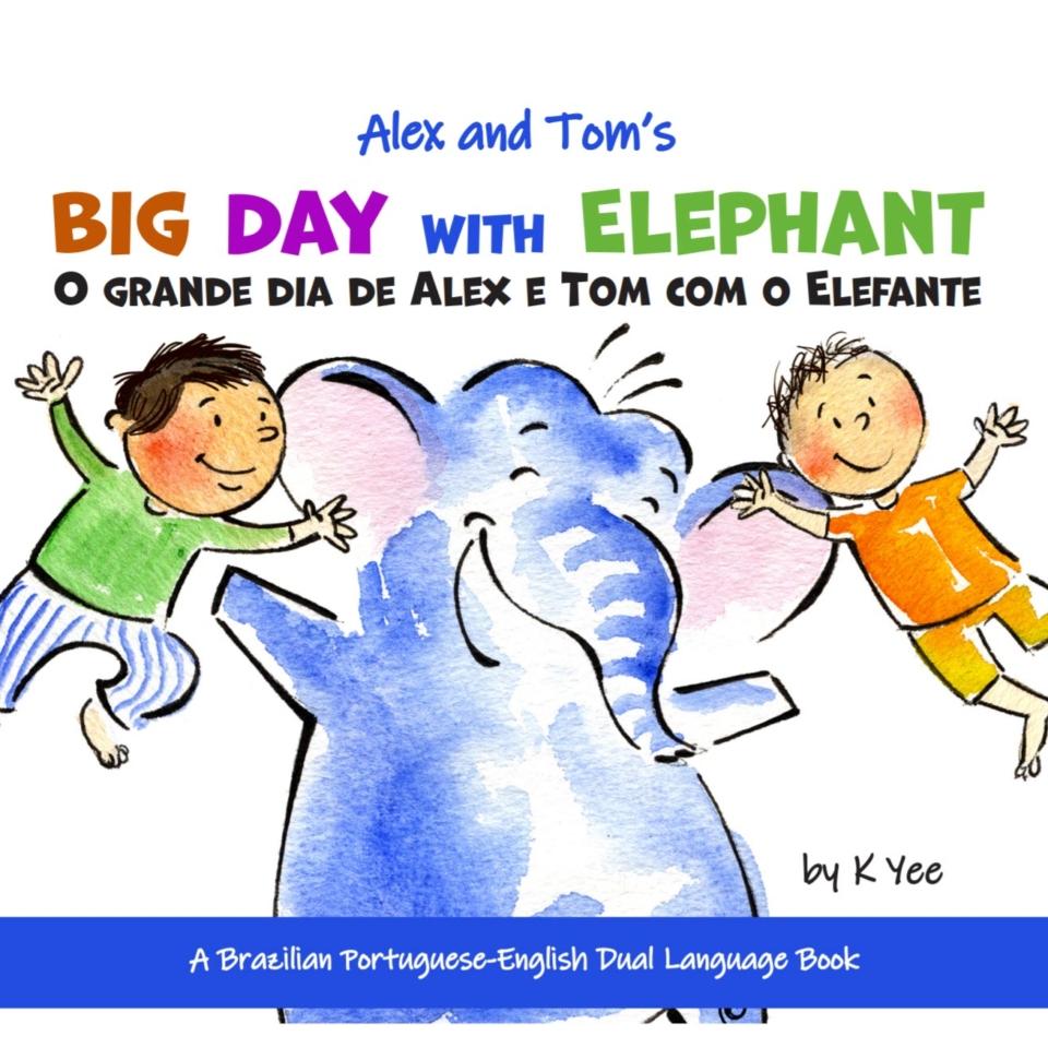 elephant cover ptBR