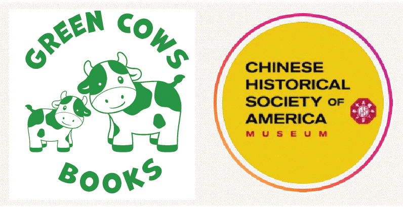 CHSA and Green Cows Books Logos